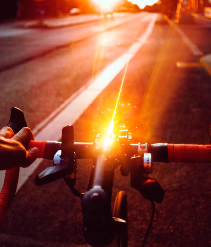 Riders · Bicycle light & Headlight